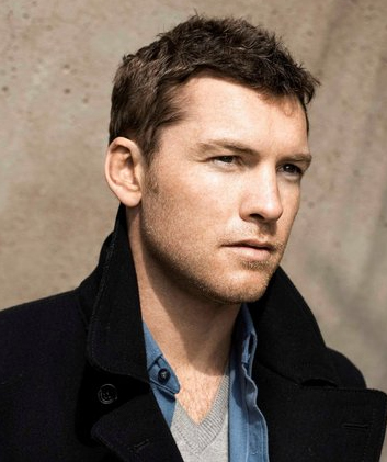 What about Sam Worthington as Alistair? He has the same kind of mad stubble