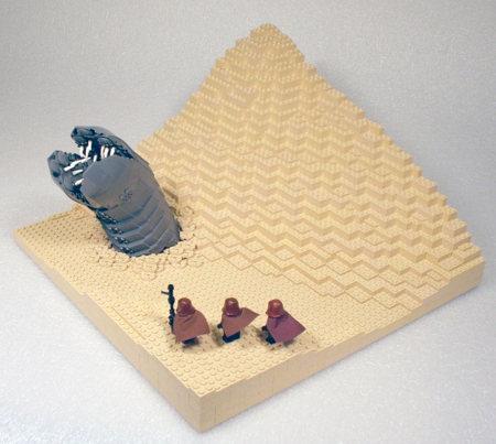 dune-lego
