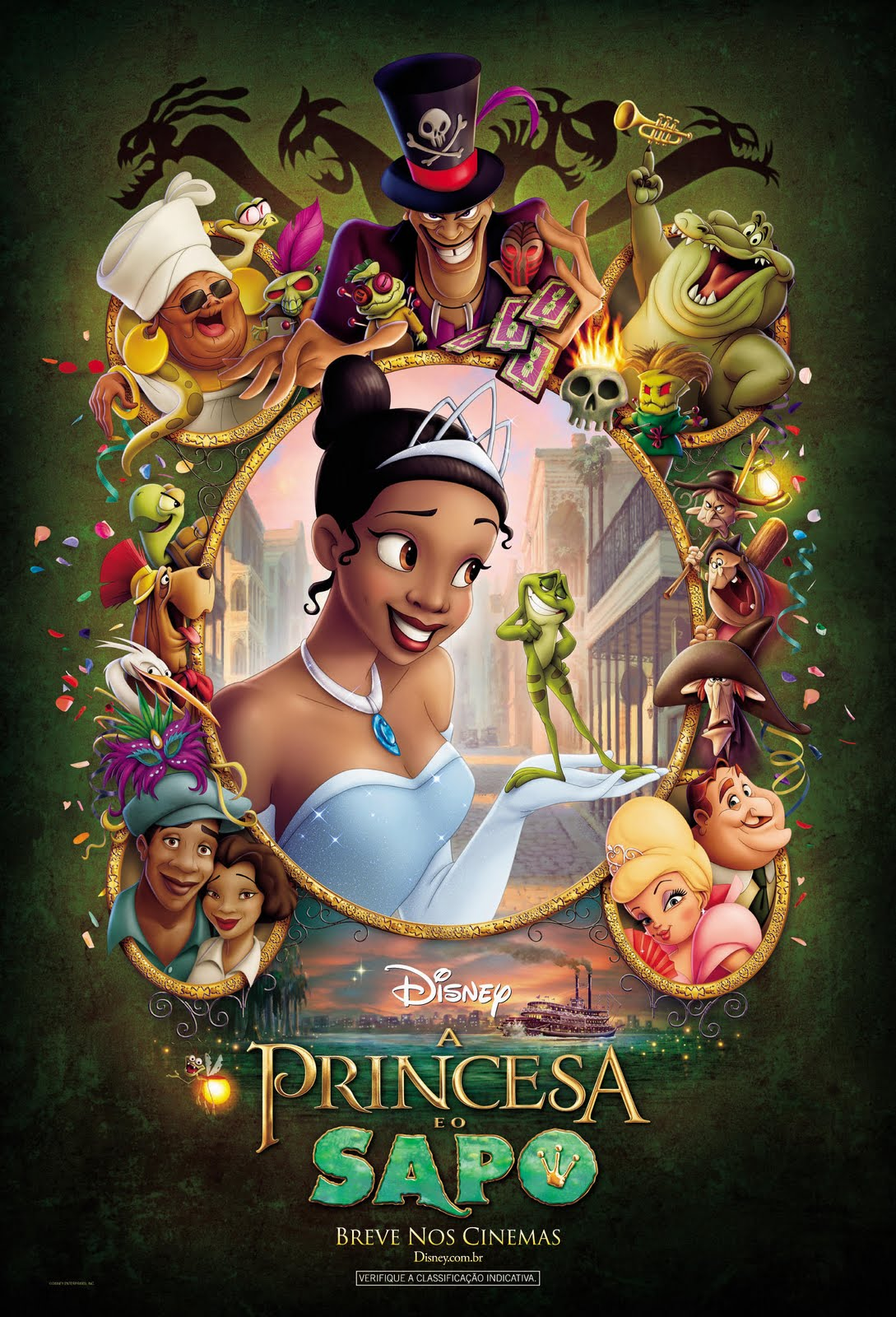 princess and frog cast. The Princess and the Frog