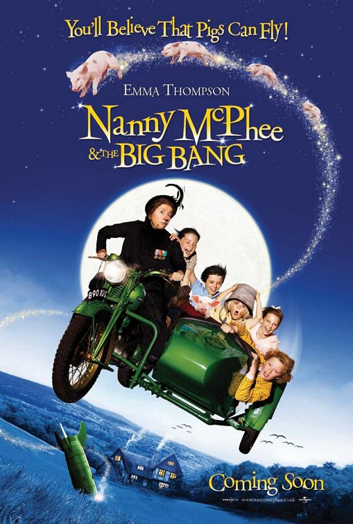 Movie + Download - Nanny McPhee Returns