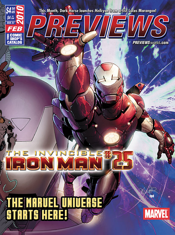 Iron Man  What Does His New Comic Book Armour Look Like -6346