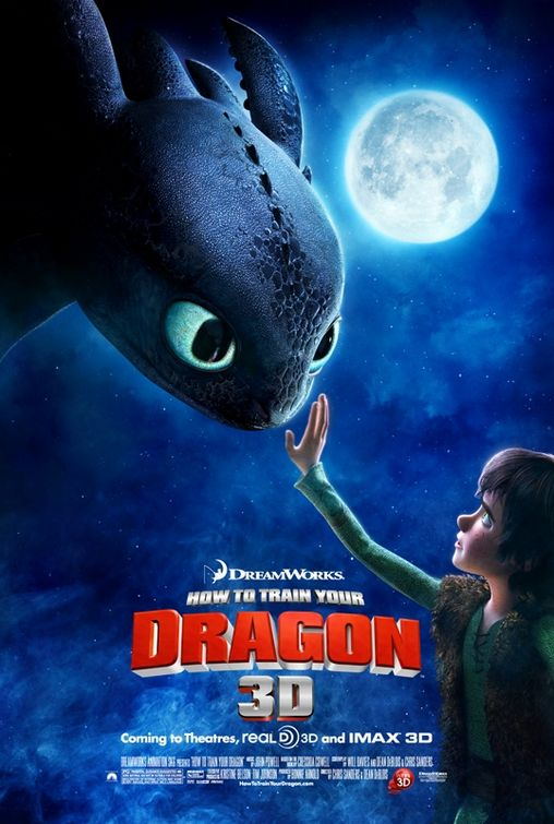 How to Train Your Dragon – New poster. Posted by liveforfilms on February 13