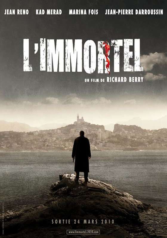 L Immortel 22 Bullets Trailer For Luc Besson Gangster