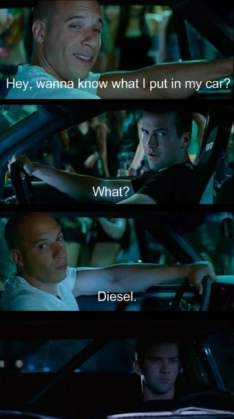 vin diesel car fast and furious. This time Vin Diesel is